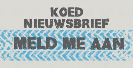 Signup for KOED newsletter