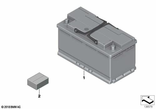 Wondrous Original Bmw Battery Wiring Digital Resources Nekoutcompassionincorg